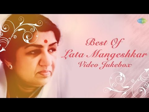 Best Of Lata Mangeshkar | Hindi Movie Video Songs | Old Bollywood Songs