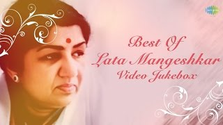 Best Of Lata Mangeshkar | Hindi Movie Video Songs | Old Bollywood Songs