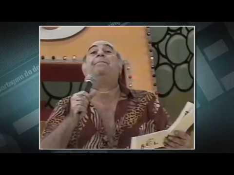 Filha de Bolinha revela segredos do apresentador ao Domingo Show