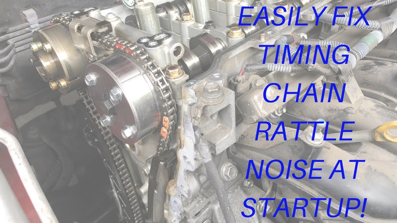 2007-2013 Toyota Corolla How to replace Camshaft Timing Oil