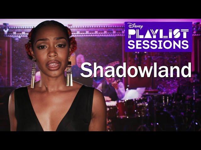 Lion King Broadway Cast | Shadowland | Disney Playlist Sessions
