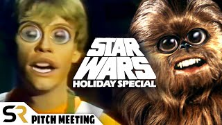Star Wars Holiday Special Pitch Meeting