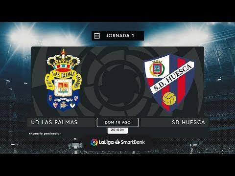 UD Las Palmas – SD Huesca MD1 D2000
