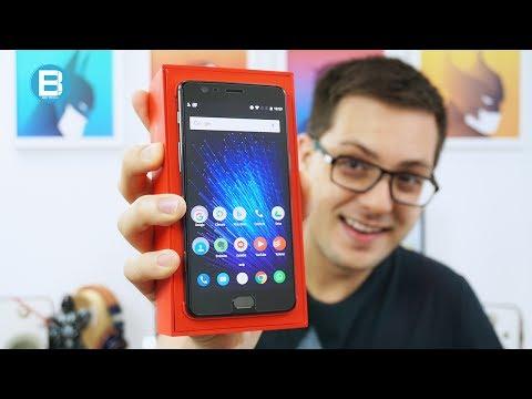OnePlus 3T - O mais DESEJADO vem com TUDO! 6GB RAM + Snapdragon 821! Unboxing!