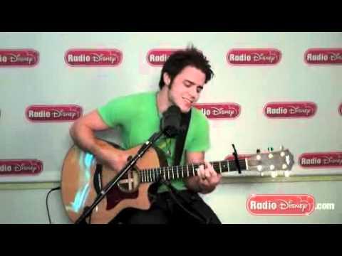 Kris Allen  Heartless  Radio Disney  2009