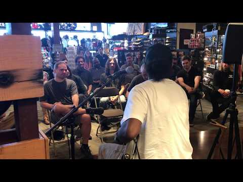 Music Go Round Boston's Eric Gales In Store Experience 7/16/2017