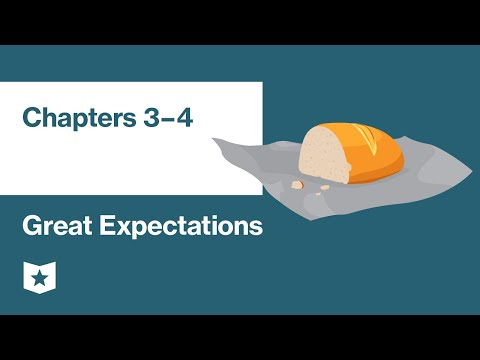 Great Expectations By Charles Dickens | Chapters 3–4