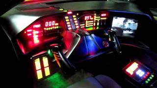 KITT power up and Console sound FX