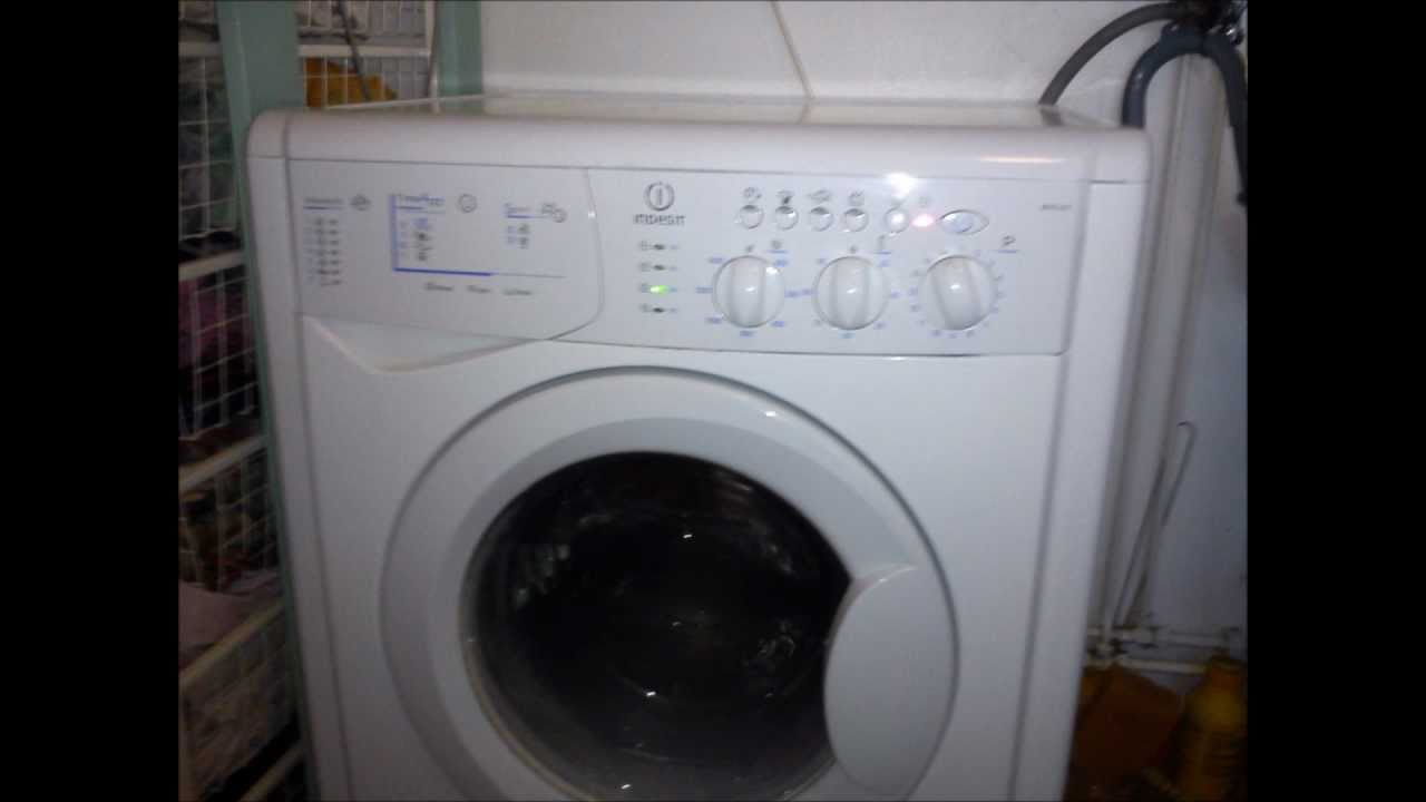 Indesit Iwdc 6125 How To Repair Indesit Washing Machine That Is Flashing