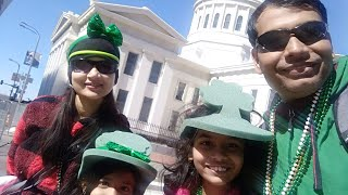 St Patrick's Day Parade, St Louis, MO