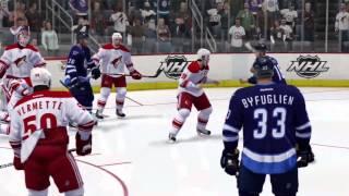 NHL 14 - Enforcer Engine Gameplay Trailer