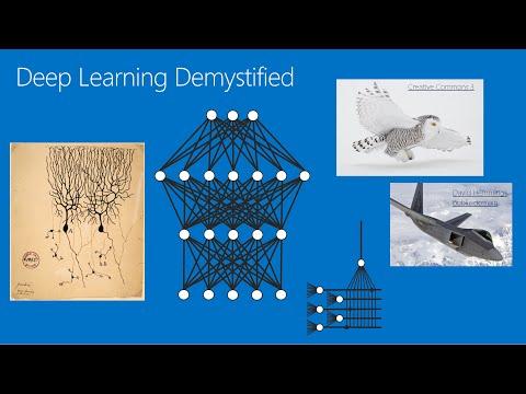 Deep Learning Demystified