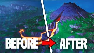 How To Get *INSANE PC GRAPHICS* On Console In Fortnite! (EASIEST GLITCH EVER!)