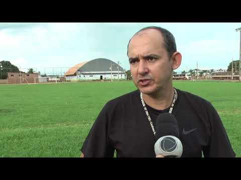 Vila Nova F C fará avalição técnica em Confresa
