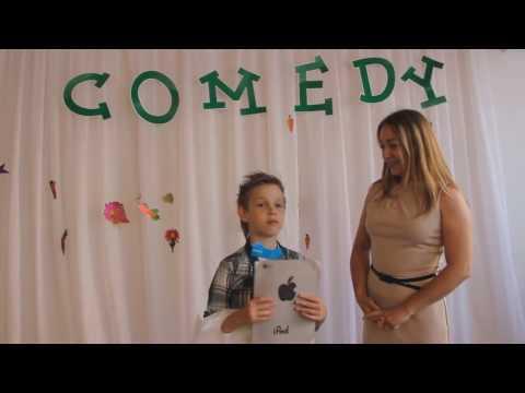 Летний городской лагерь Comedy Camp. Отзывы родителей.