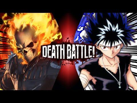 Ghost Rider Vs Hiei | Fan Made Death Battle Trailer
