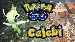Celebi erscheint für alle + Regirock-Raids | Pokémon GO Deutsch #699