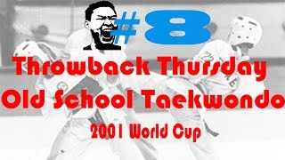 #TBT Chu Mu Yen vs Juan Antonio Ramos Fin Weight Finals 2001 World Cup