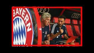 Davide ancelotti bestreitet vorwürfe gegen ex-fcb-trainer carlo ancelotti