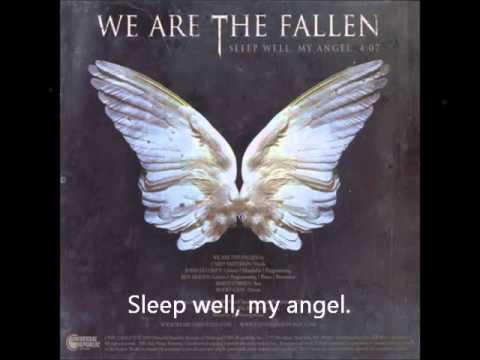 We Are The Fallen - Sleep Well, My Angel (Instrumental with Lyrics)
