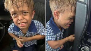 Ужасная Вещь, Которая Произошла с 9-летним Квейденом, Разобьет Ваше Сердце