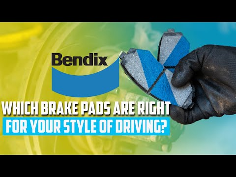 Which Brake Pads Are Right For Your Style Of Driving? - Bendix
