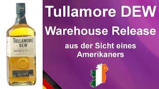 Tullamore D.E.W.  Old Bonded Warehouse Release Irish Whiskey Verkostung #852 von WhiskyJason