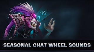 dota 2 ti7 seasonal chat wheel sounds