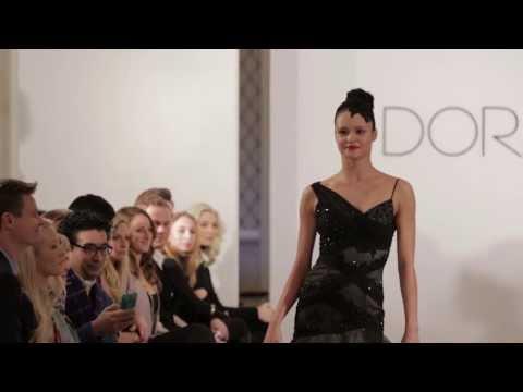 DORE F/W 2014 at New York Fashion Week