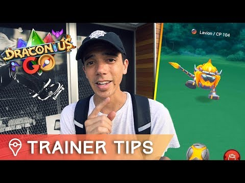 THIS NEW GAME IS LIKE POKÉMON GO WITH PVP [Draconius GO]