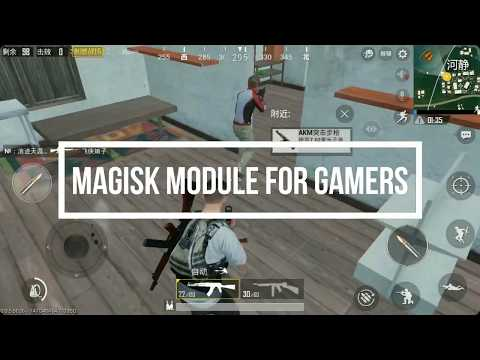 Top 4 Best Magisk Modules For Gamer - YouTube