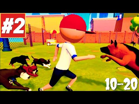 Download Mad Dogs Gameplay Walkthrough Part #2 Level 10-20 iOS Android
