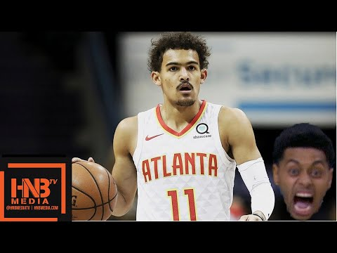 Atlanta Hawks vs Charlotte Hornets Full Game Highlights | 11.28.2018, NBA Season