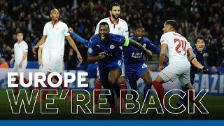 Leicester City Are Back In European Football   UEFA Europa League   2020/21