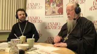Радио «Радонеж». Протоиерей Димитрий Смирнов. Видеозапись прямого эфира от 2013.12.14
