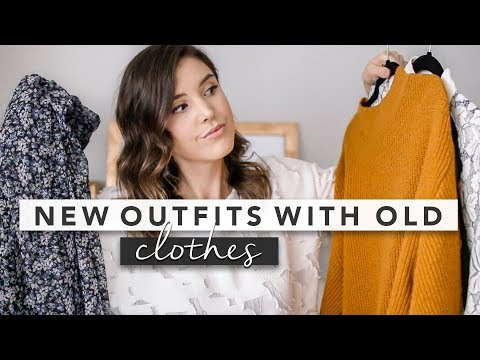 Making New Outfits With Old Clothes | by Erin Elizabeth