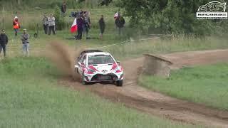 [ HOT ] Clip Kiến Cường Đô La Và Các Tay Chơi Siêu Xe VN Nức Lòng ORLEN 74th Rally Poland 2017   WRC