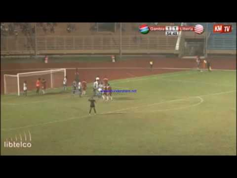 WAFU Cup of Nation Tournament Liberia Vs Gambia Final. All Goals Highlight On LB ONLINE TV