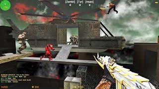 Counter-Strike: Zombie Escape Mod - ze_Assault_Escape_b4