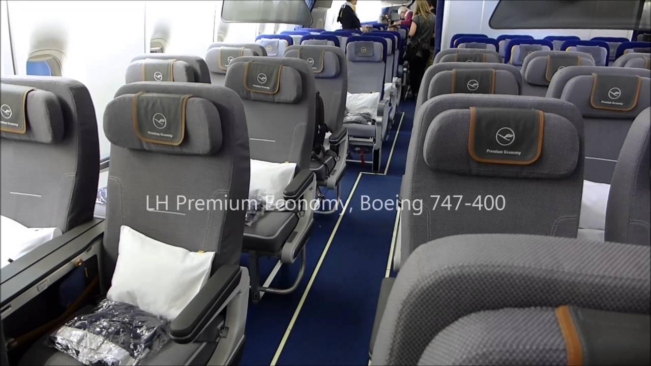 Lufthansa Premium Economy Dxb Fra March 2016 Youtube