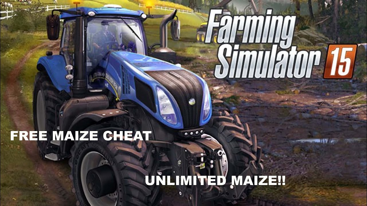 Unlimited slots farming simulator