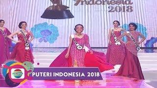 3 Besar Finalis Puteri Indonesia 2018.