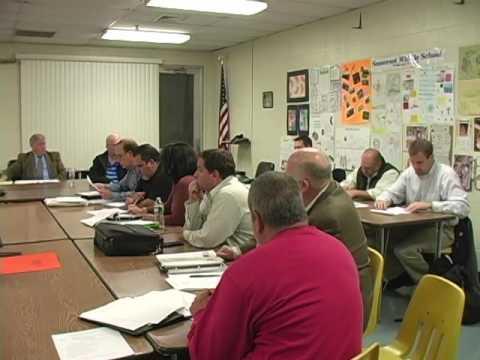Somerset Berkley Regional Building Committee - November 8, 2011