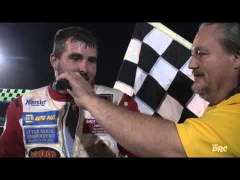 Moler Raceway Park | 8.28.15 | Late Models | Feature Winner | Bill Sheets