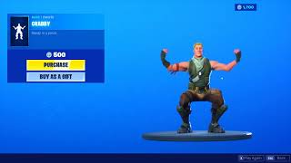 Fortnite Item Shop [14 août] New Grit Skin!