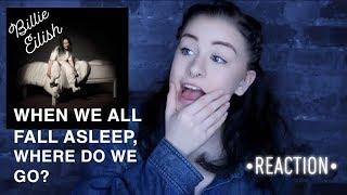 Baixar WHEN WE ALL FALL ASLEEP, WHERE DO WE GO? - Billie Eilish | ALBUM Reaction
