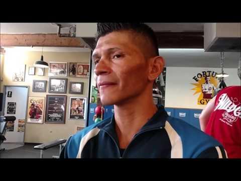 """William """"Chirizo"""" Gonzalez Interview - 10/14/2015"""