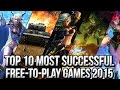 Top 10 Most Successful Free to Play MMO Games 2015 | FreeMMOStation.com