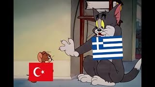 The evolution of Turkey in World War 1 - Tom & Jerry