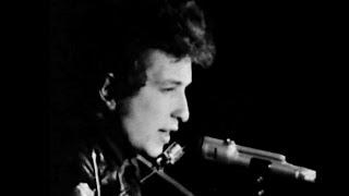 Bob Dylan - The Times They Are a-Changin' [LIVE IN ENGLAND - 1965]